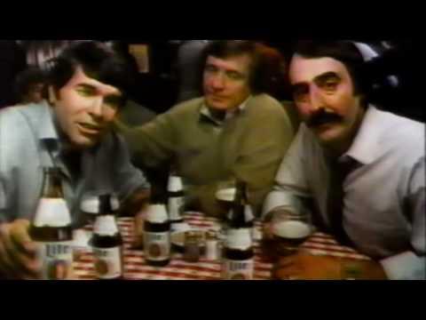Miller Lite Commercial 1979 Super Bowl XII
