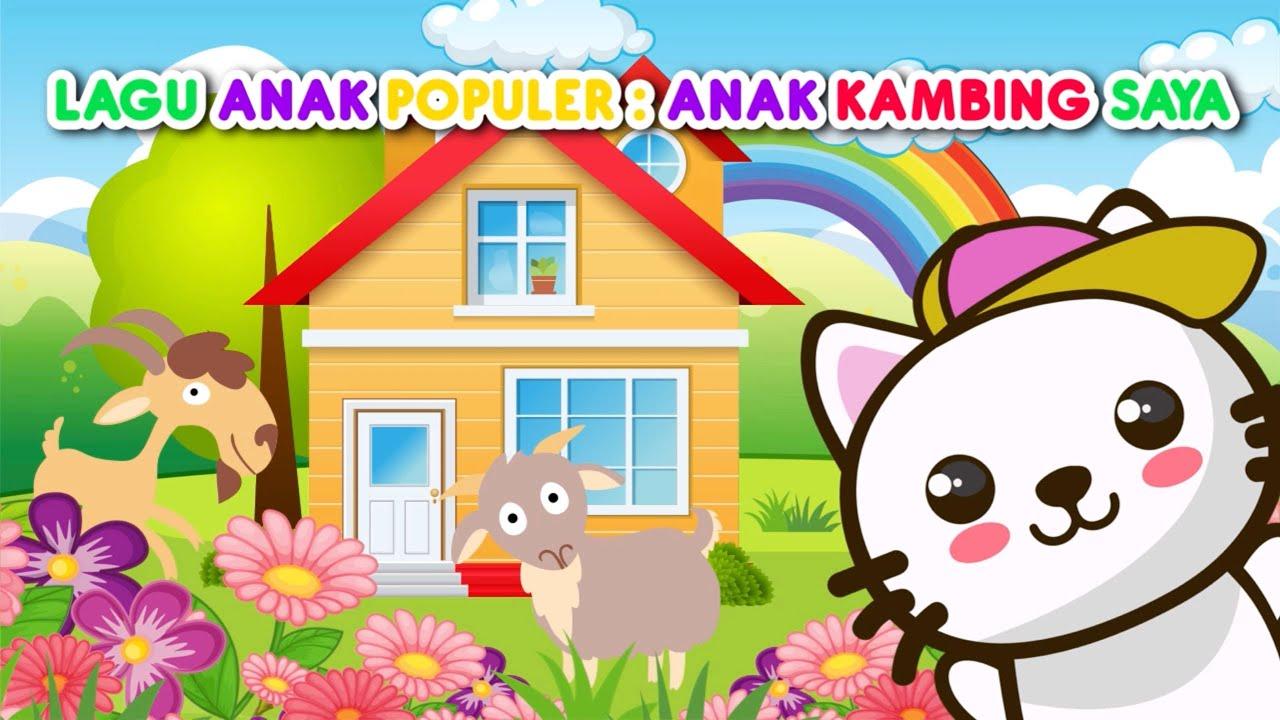 Anak kambing saya   lagu anak indonesia populer