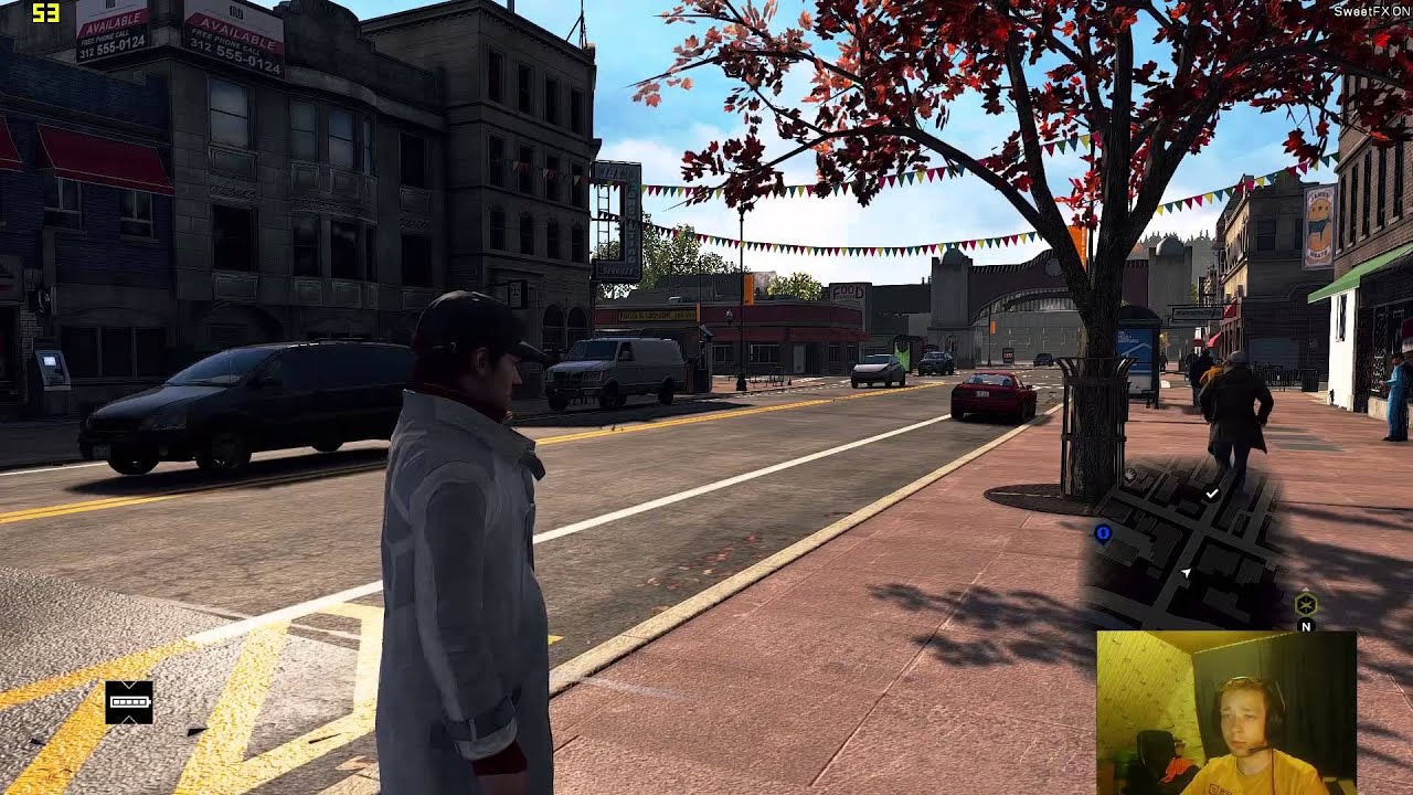 how to stop lag in watch dogs 1
