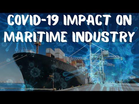Coronavirus Impact on Shipping #Covid19 #Maritime #shipping