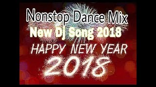 Hindi remix song 2018 ☼ Bollywood Nonstop Newyear Party DJ Mix Songs  VOL 01