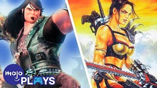 10 Most Metal Video Games Ever