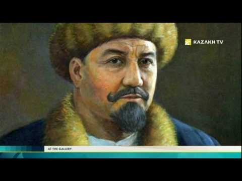 At the gallery №3 (02.04.2017) - Kazakh TV