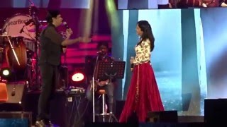 Cover images innum konja neram by Vijay Prakash and Swetha Mohan at Nenje ezhu,Madurai