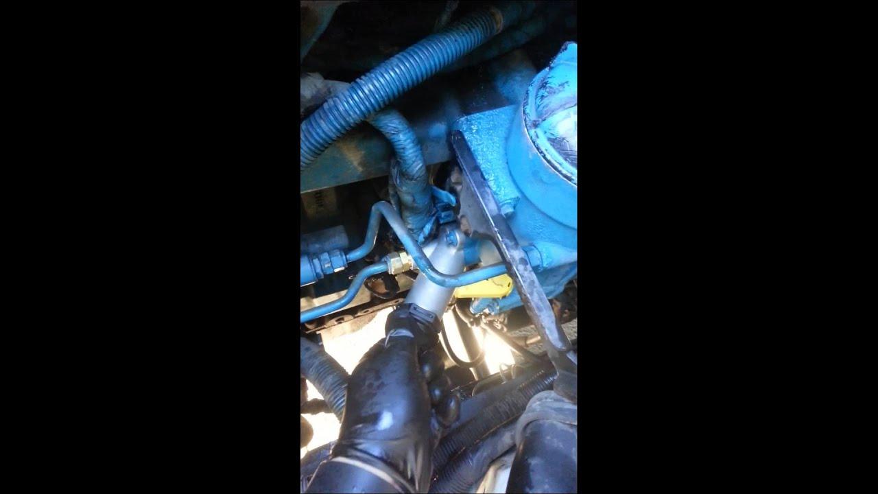 dt466 prime fuel pump [ 1280 x 720 Pixel ]