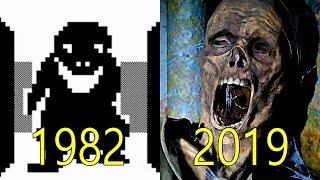 Evolution Of Horror Games 1982 2019