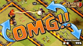 CRAZIEST 3 STAR I'VE EVER SEEN!  TH12 Farm to Max | Clash of Clans