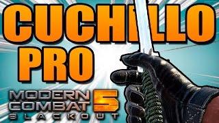 Como ser PRO en Modern Combat 5: Blackout? Este no es tu video xD S...