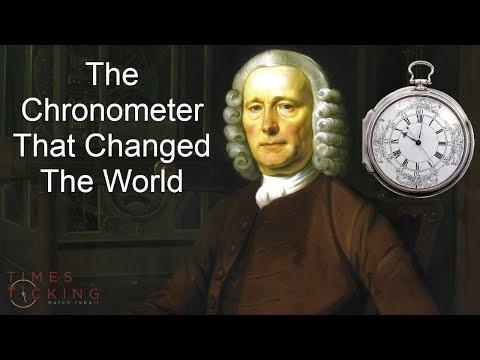 The First Marine Chronometer