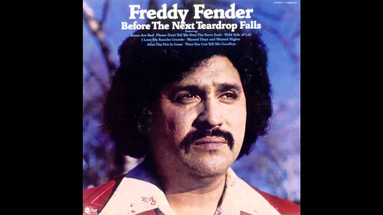 Freddy fender help me make it through the night