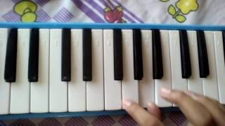 Not angka pianika lagu kopi dangdut