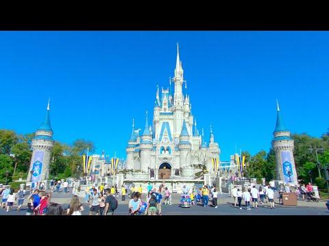 Magic Kingdom 2020 Walt Disney World, Orlando, Florida   Full Complete Walkthrough Tour