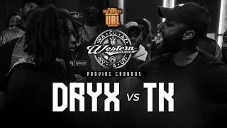 DRYX VS TK RAP BATTLE | URLTV