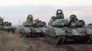 Крупнейшие за последние 30 лет учения танковых войск