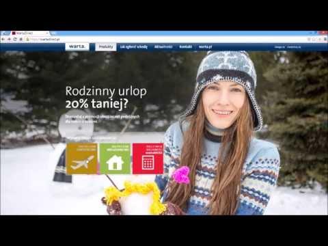 Warta Travel ubezpieczenie narciarskie 10% taniej Warta Direct