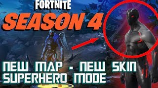 NEW MAP - NEW SKINS - SUPERHERO POWER - FORTNITE Mobile