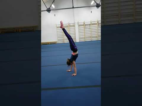 Training at Midlands Gymnastics in Nenagh pays off