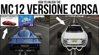 Forza Horizon 4 - How to unlock the Maserati MC12 Versione Corsa / Monster Truck & Nissan Fairlady Z