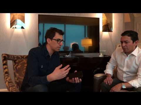 Brian Solis interviews Mikme CEO and founder Philipp Sonnleitner at CES