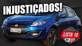 10 CARROS INJUSTIÇADOS | Bons, mas com Fama de Ruins (by inscritos)