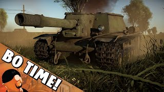 "War Thunder - SU-152 ""Is That A Icebreaker?"""