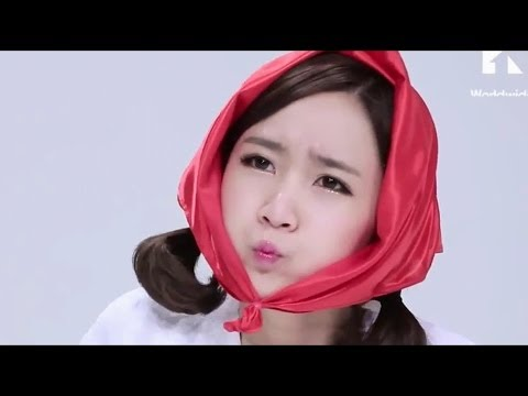 CRAYON POP - Let's Dance - UH-EE