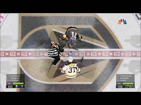 NHL 19 Gameplay (HD) [1080p60FPS]