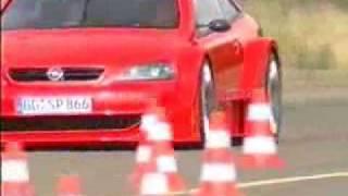 Opel Astra DTM Videos