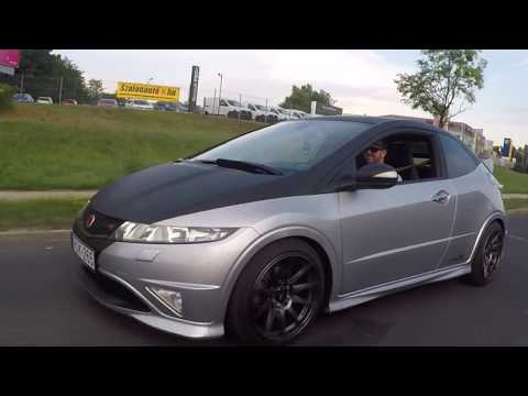Honda Civic TypeR | VTEC Engine | Japan Racing Wheels