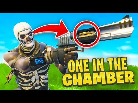 *NEW* ONE IN THE CHAMBER in Fortnite Battle Royale