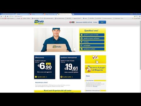 Sendabox - Spedizioni economiche in Italia e all'estero 📦 from YouTube · Duration:  59 seconds