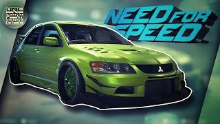 Need For Speed (2015) - ВЕСЬ ТЮНИНГ Mitsubishi Lancer Evolution MR