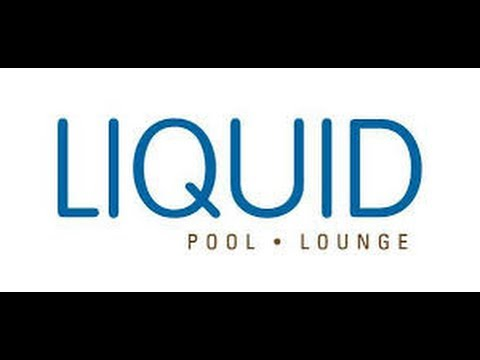 Liquid Pool & Lounge Aria Las Vegas Pool Party