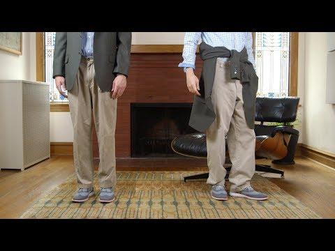 Brad Hall 解說兩大造型流儀的合適鞋履選擇