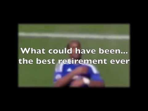 Champions League Final 2012  - What Could Have Been the Best Retirement Ever - Didier Drogba Tribute