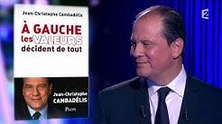 Jean-Christophe Cambadélis - On n'est pas couché 5 septembre 2015 #ONPC