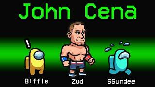 NEW Among Us JOHN CENA ROLE?! (Funny Mod)