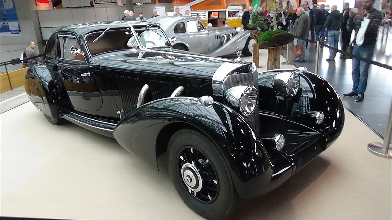 1936 Mercedes Benz 540k Autobahnkurier Retro Classics