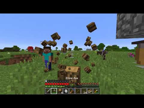SevTech: Ages with Direwolf20 - Episode 05 - Buffalo!