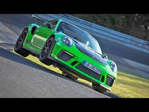 Porsche 911 GT3 RS (2018) Onboard on Nürburgring-Nordschleife