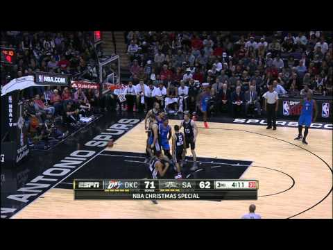 Russell Westbrook's 34-Point Performance Tops Spurs