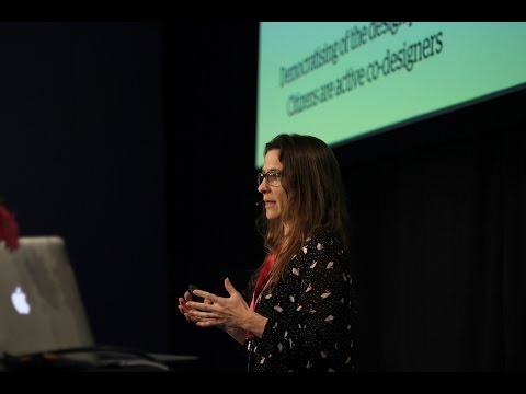The Evolution of Co-design in Aotearoa - Penny Hagen @ UX New Zealand 2016