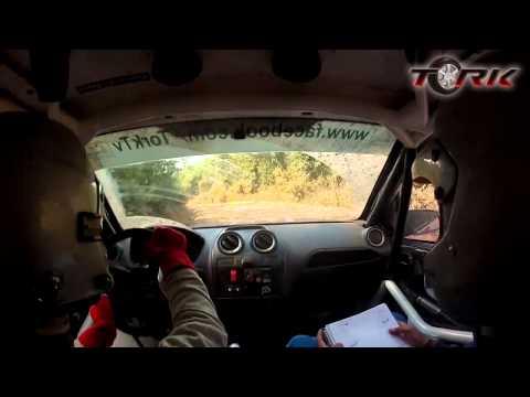 2014 AVIS Bosphorus Rally - SS11 - Göçbeyli-2 (incar) - Kerim Tar & Kutay Ertuğrul