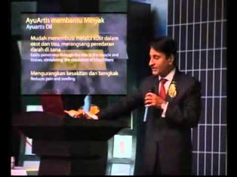 SEMINAR K-AYURVEDA BERSAMA Dr. Roopham Y Bhatt ( India )  Disk # 1