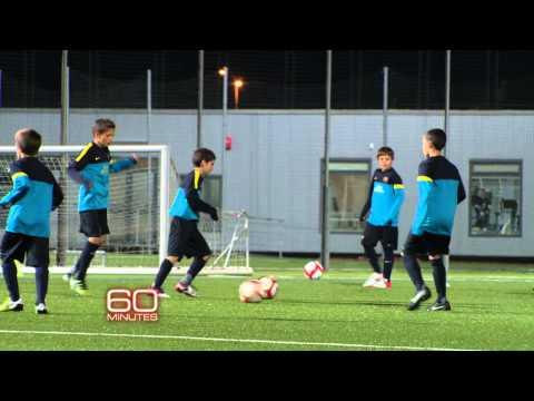 Youth academy nurture top soccer stars