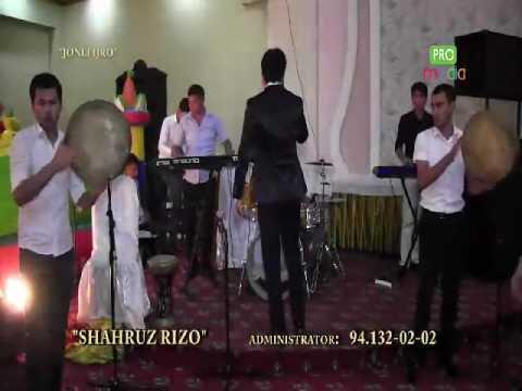 Shaxruz Rizo papuri toy