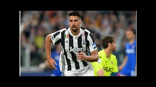 Breaking News 24H -Juventus midfielder Sami Khedira talks about the transfer of the Premier League