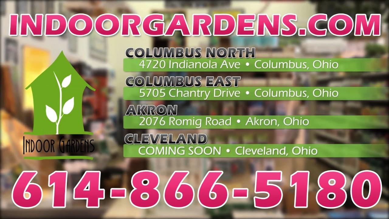 Indoor Gardens Columbus Ohio Indoor gardens ohio hydroponic store in columbus tv commercial 2017 indoor gardens ohio hydroponic store in columbus tv commercial 2017 workwithnaturefo