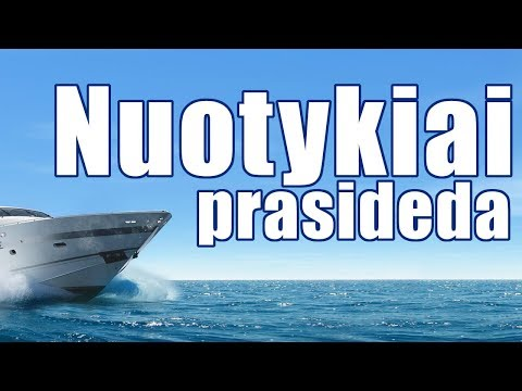 Super Jachtos Nuoma | Jachta LEOPARD FORUM 24m Klaipėdoje