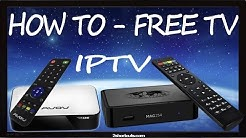 IPTV MAG-254 step by step configuration | Infomir